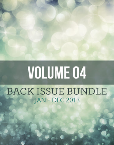 Magazine Back Issue Bundle - Volume 4