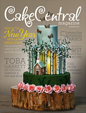 Cake Central Magazine Volume 4 Issue 1 - PDF