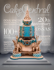 Cake Central Magazine Volume 4 Issue 11 - PDF