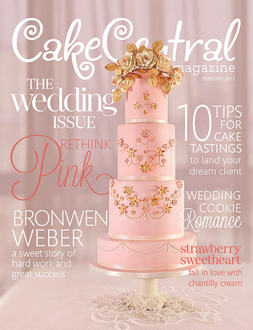 Cake Central Magazine Volume 4 Issue 2 - PDF