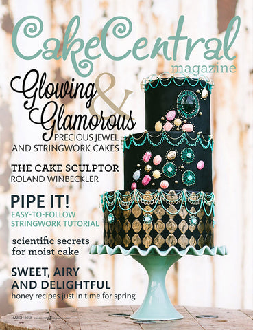 Cake Central Magazine Volume 4 Issue 3 - PDF