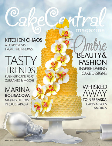 Cake Central Magazine Volume 4 Issue 4 - PDF