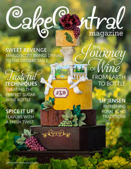 Cake Central Magazine Volume 4 Issue 8 - PDF