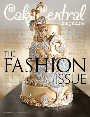 Cake Central Magazine Volume 4 Issue 9 - PDF
