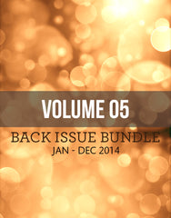 Magazine Back Issue Bundle - Volume 5
