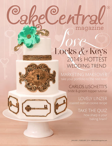 Cake Central Magazine Volume 5 Issue 1 - PDF