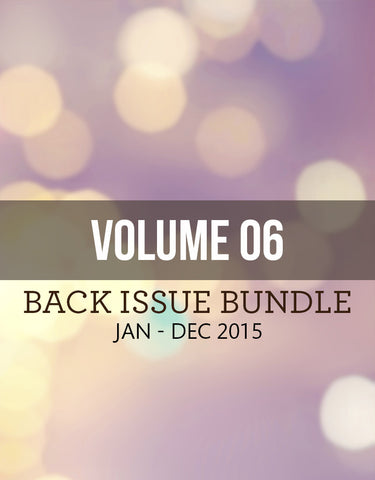 Magazine Back Issue Bundle - Volume 6