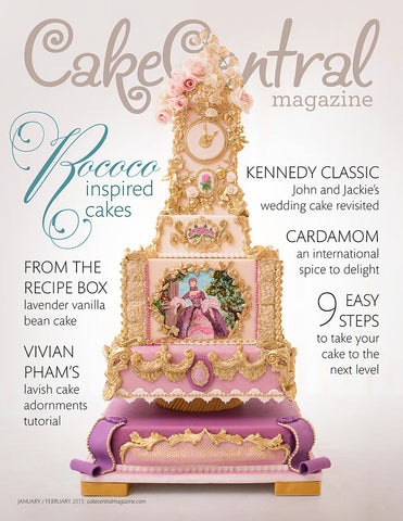 Cake Central Magazine Volume 6 Issue 1 - PDF