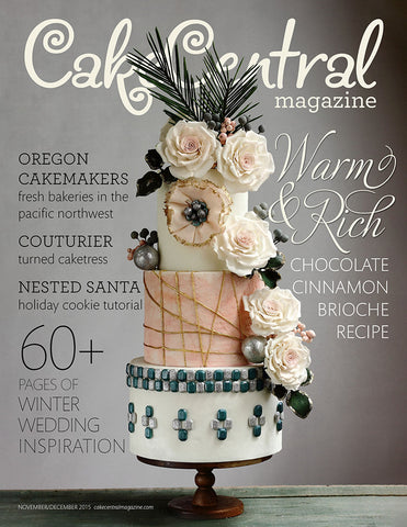 Cake Central Magazine Volume 6 Issue 6 - PDF