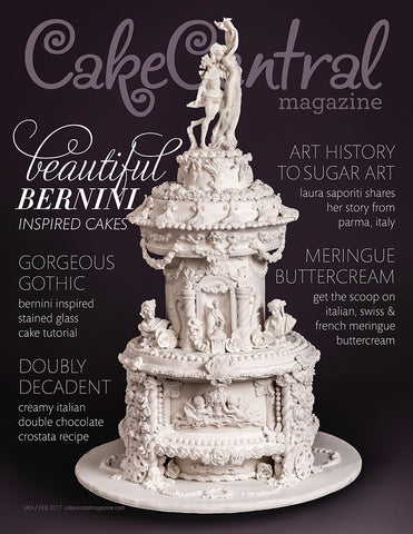 Cake Central Magazine Volume 8 Issue 1 - PDF