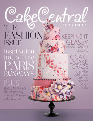 Cake Central Magazine - Volume 3 Issue 8 - PDF