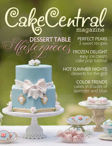 Cake Central Magazine - Volume 3 Issue 6 - PDF