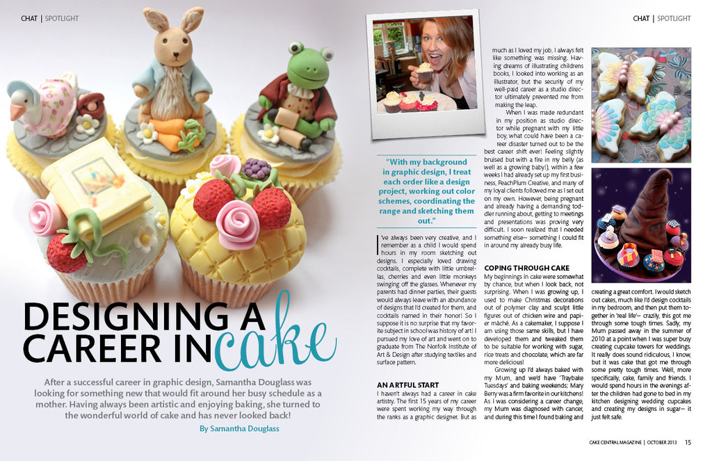 Cake Decorating Career cake central magazine volume 5 issue 3 - pdf – cake central