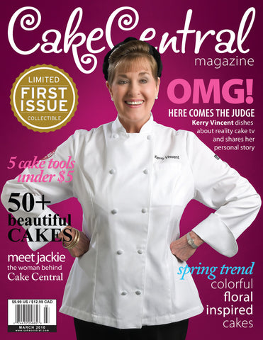 Cake Central Magazine - Volume 1 Issue 1 - PDF