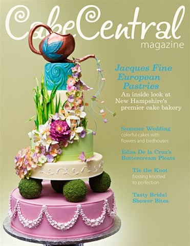 Cake Central Magazine - Volume 1 Issue 3 - PDF