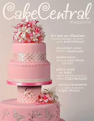 Cake Central Magazine - Volume 1 Issue 5 - PDF