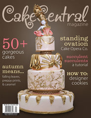 Cake Central Magazine - Volume 1 Issue 6 - PDF