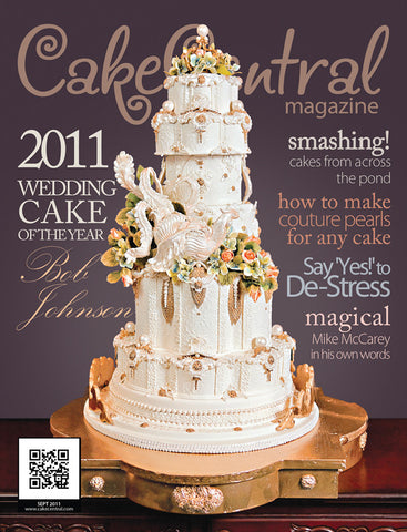 Cake Central Magazine - Volume 2 Issue 1 - PDF