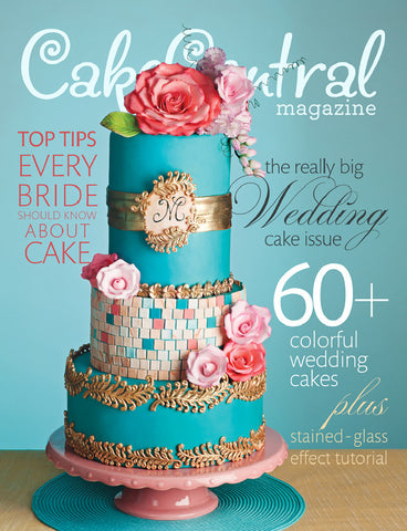Cake Central Magazine - Volume 3 Issue 5- PDF