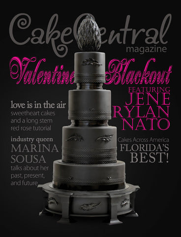 Cake Central Magazine - Volume 3 Issue 1 - PDF