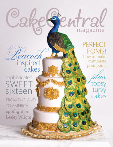 Cake Central Magazine - Volume 3 Issue 4 - PDF