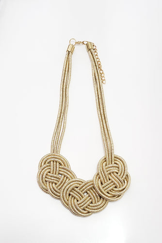 Assorted Braided Necklace