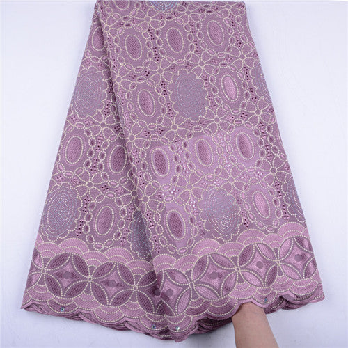 High Quality Swiss Voile Lace - Many colors available