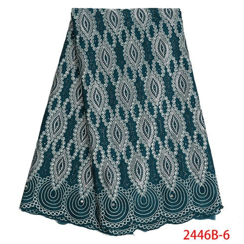 African Lace - Many colors available