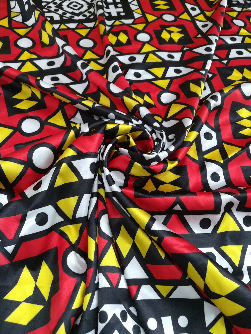 Stretch Ankara Fabric