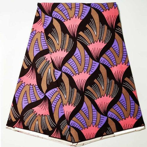 WHOLESALE ONLY - 100% COTTON AFRICAN FABRIC