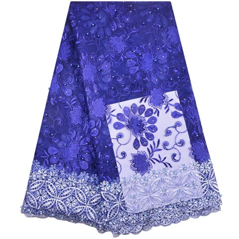 Star African Lace - Many colors available