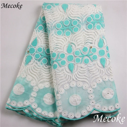 Organza Lace Fabric - Many colors available
