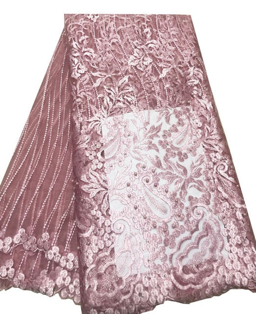 African Swiss Voile Lace Fabric- Many colors available