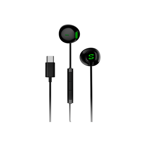Black Shark Gaming Earphones (Type-C)