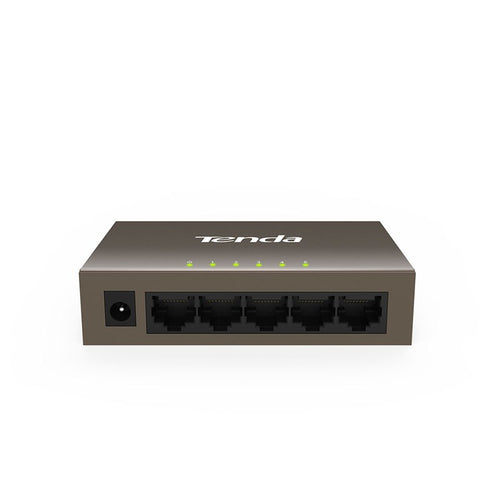 Tenda TEF1005D 5-port Fast Ethernet Desktop Switch