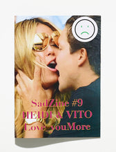 Load image into Gallery viewer, sadZine #9 HEIDI & VITO Love_You MORE