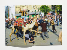 Load image into Gallery viewer, sadZine #12 MY RIOT CAIRO BAD MAN ON CAMEL