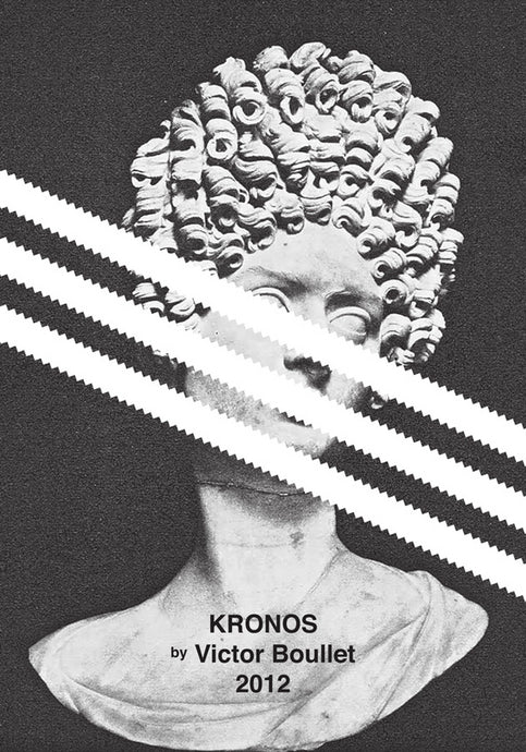 Kronos by Victor Boullet