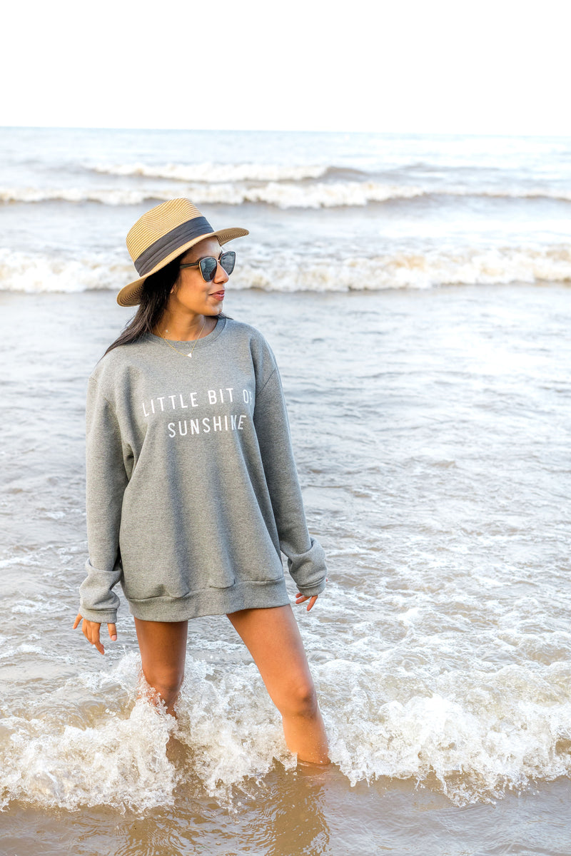 Little Bit of Sunshine Sweatshirt