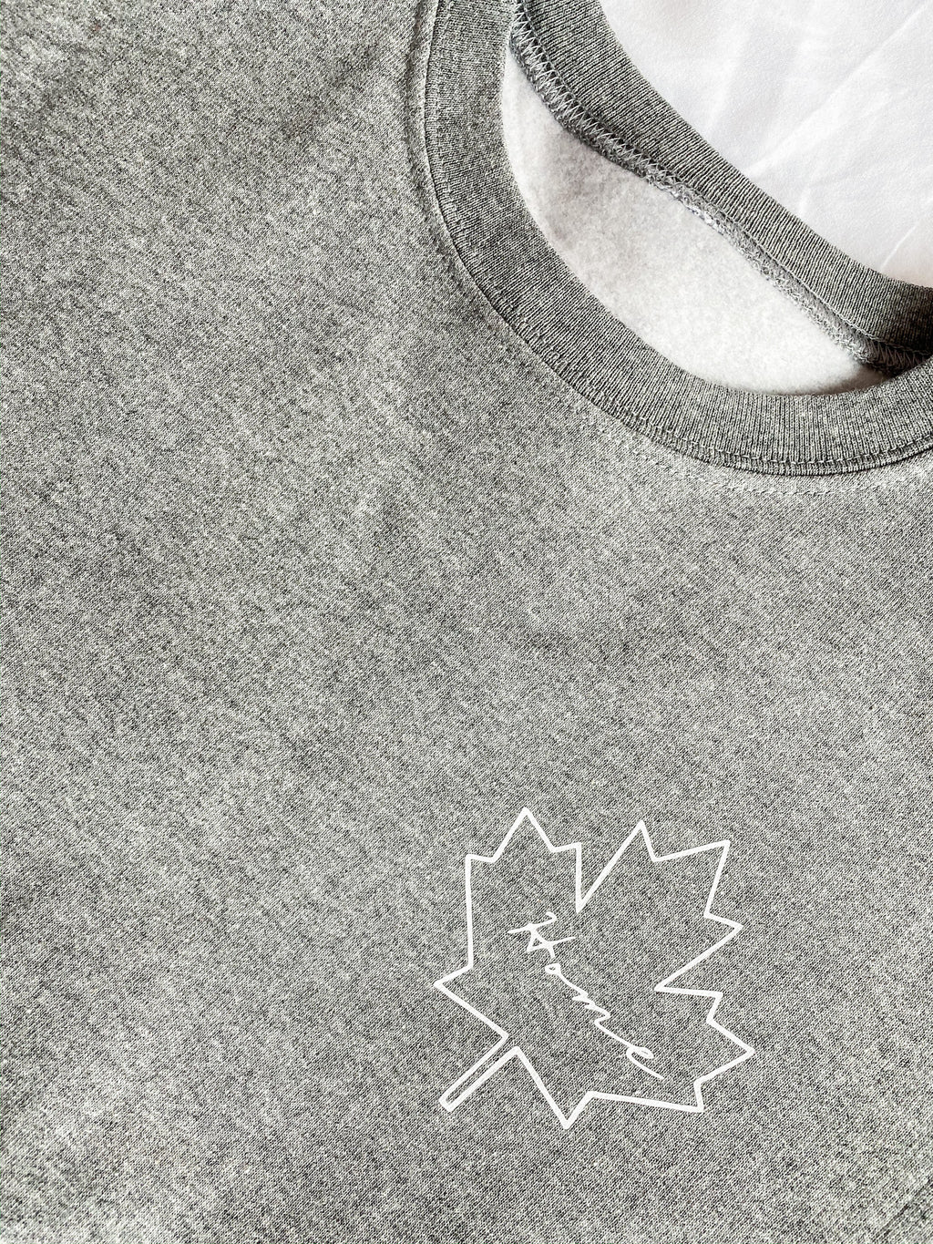 Home is Canada Crewneck