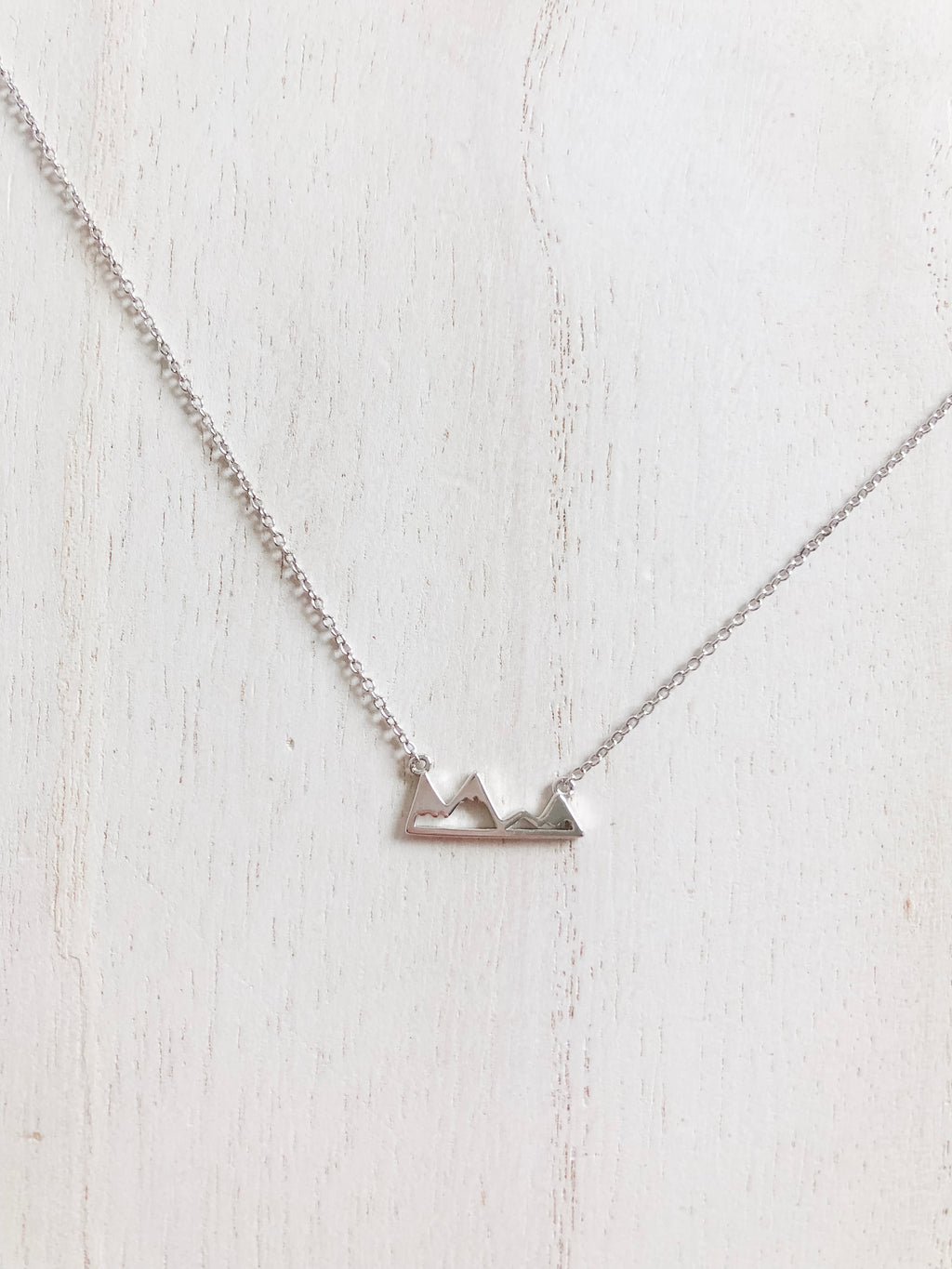 Canadian Girl Necklace