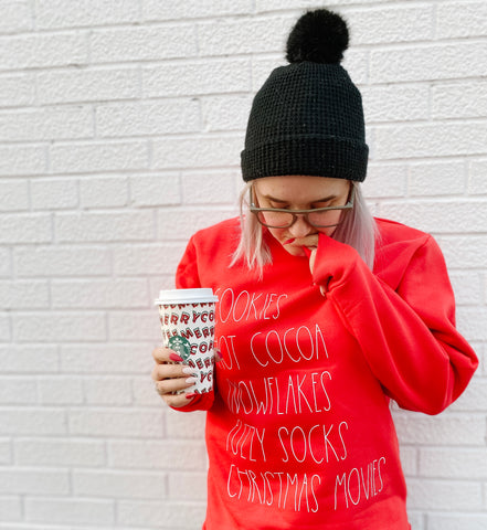 Choose Kindness Mini Sweater