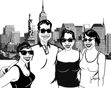 Digital Inks - NY Vacations