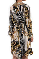 Bellagio Silk Robe Clothing Inoa