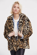 Kate Leopard Coat Clothing Free People