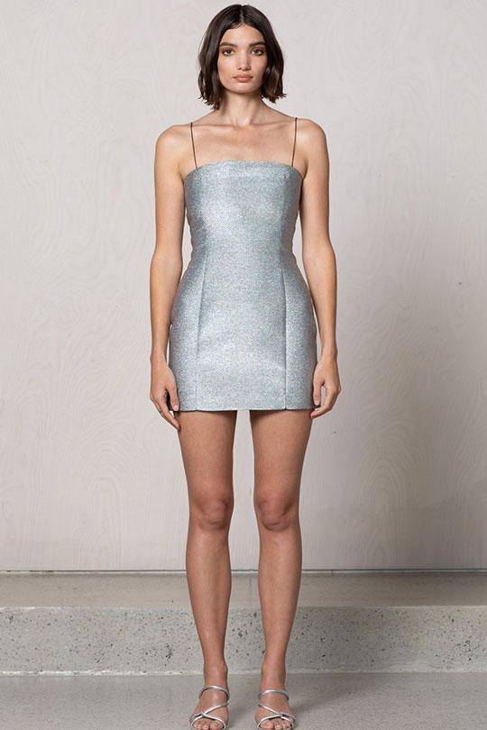 Lady Sparkle Mini Dress Clothing Bec and Bridge