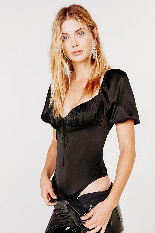 Pixie Bodysuit Clothing For Love & Lemons