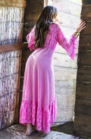 Rosa Maxi Dress Clothing Pho Firenze