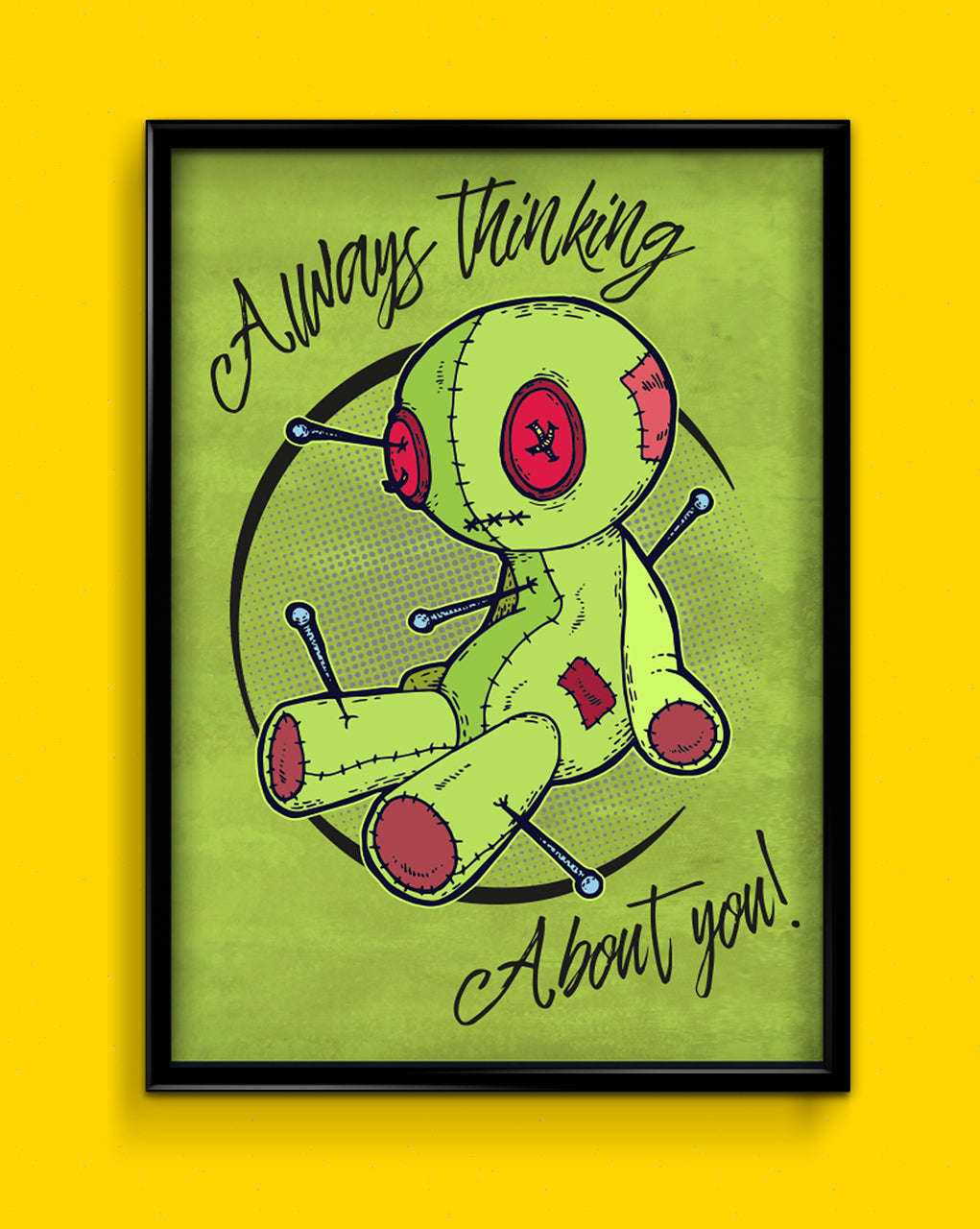 Always Thinking About You Poster