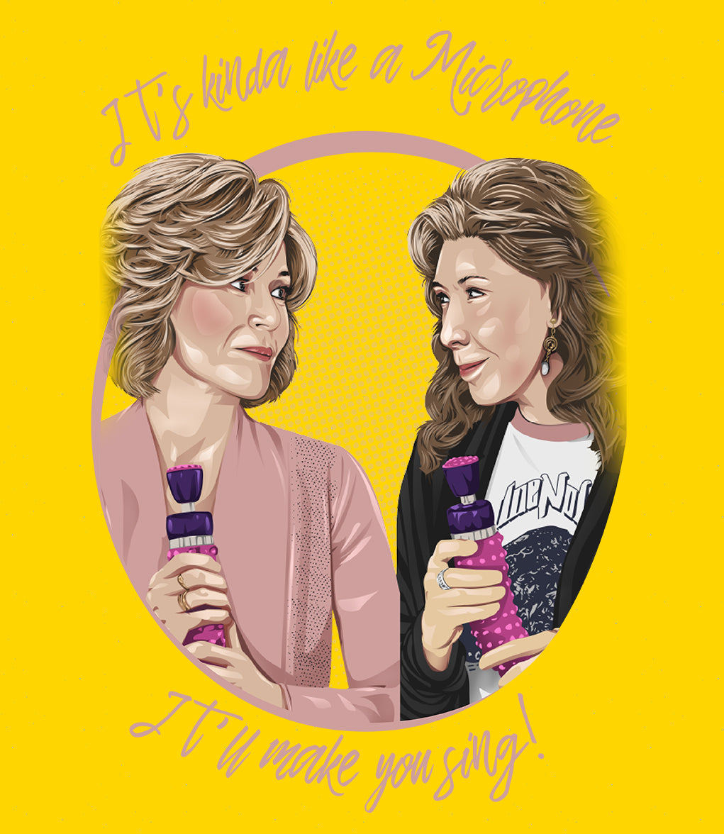 Grace and Frankie Unisex T-Shirt